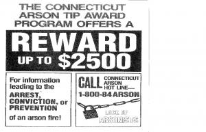 arson reward