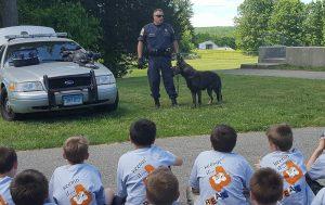 DARE dog officer