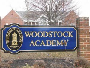 Woodstock-Academy-sign