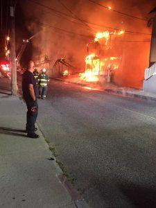 moosup fire 1