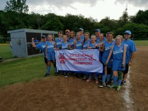 jcll softball champs dist 2 2016