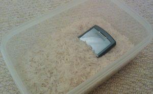 phone-rice-partburied