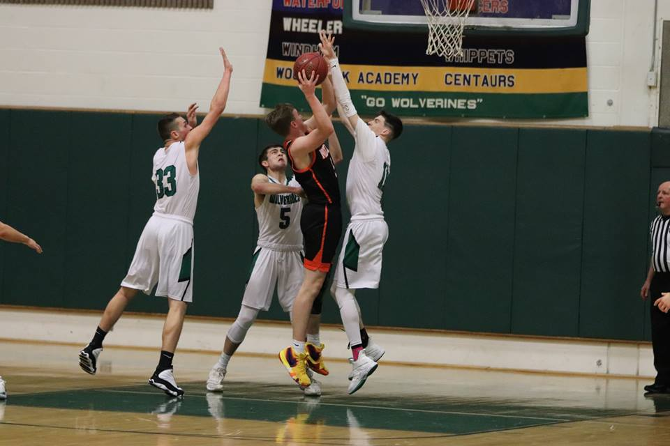 Griswold Defeats Montville To Win Holiday Holiday Classic Basketball  Tournament (Pics) | SNSN Online